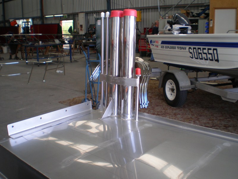 Stainless Steel Boat Fuel Tanks 2